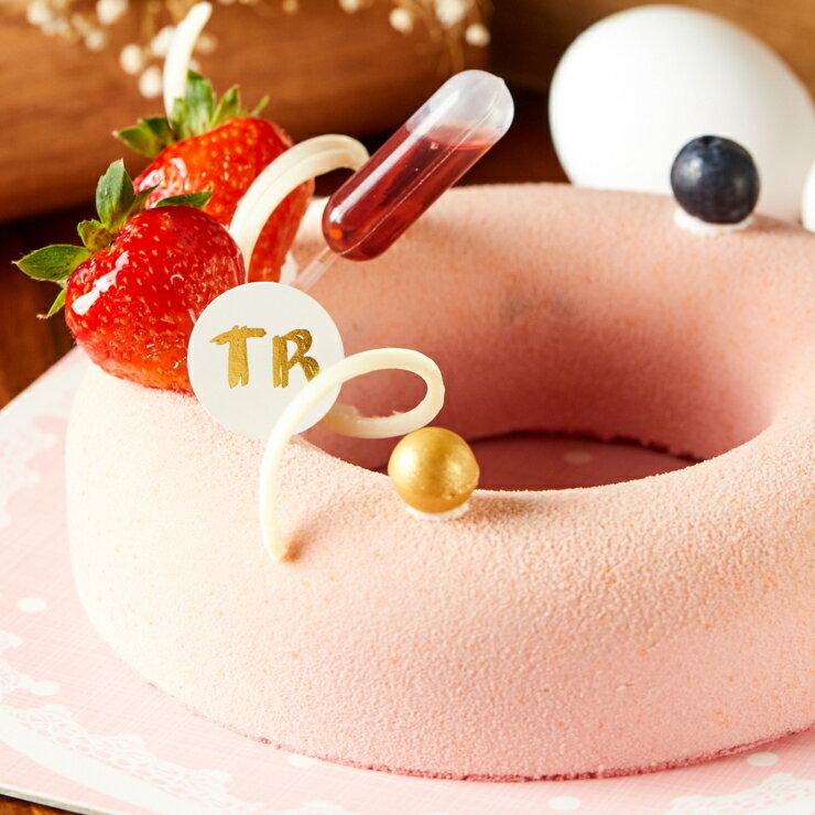【旅行 Traveler 烘焙】客製蛋糕 - 草莓慕斯蛋糕6吋 0
