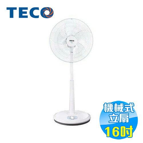 東元 TECO 16吋電風扇 XA1671AB