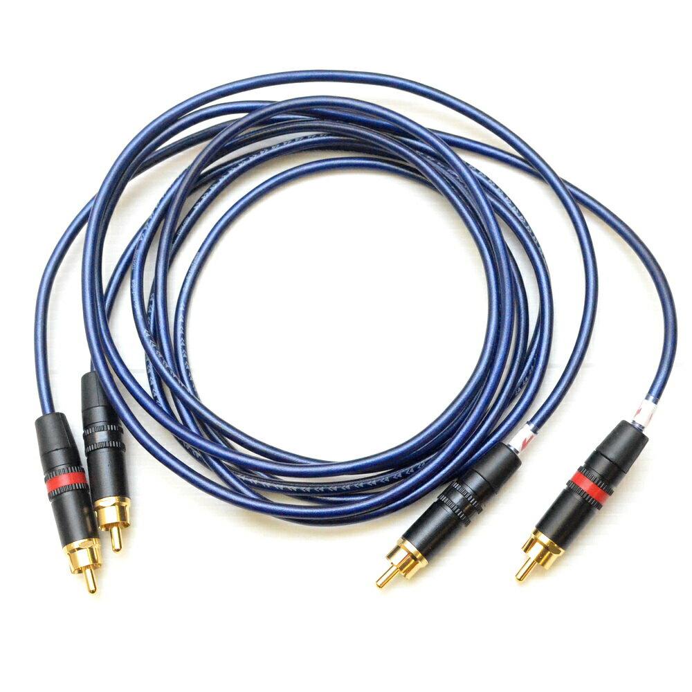 志達電子 CAB106 日本鐵三角 TD04-0501 RCA立體訊號線 應用於耳擴(喇叭)及訊源的連接