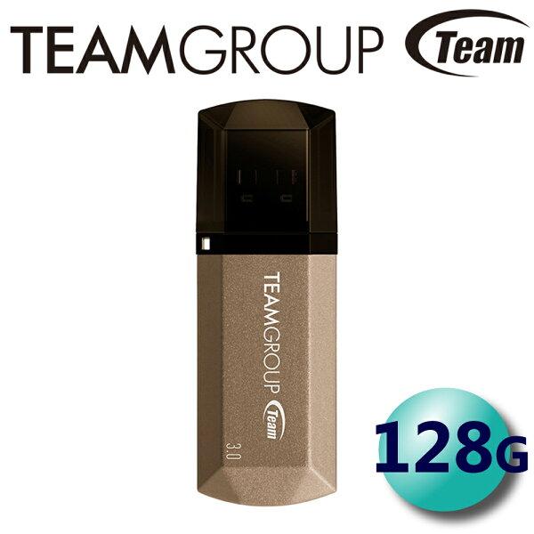 Team十銓128GBC155USB3.0隨身碟