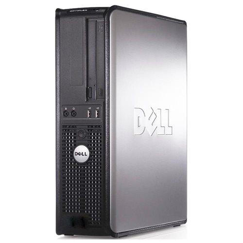 Dell Optiplex GX620 Intel Pentium 4 2800 MHz 40Gig 4096mb DVD ROM Windows 7 Home Premium 32 Bit Desktop Computer 1