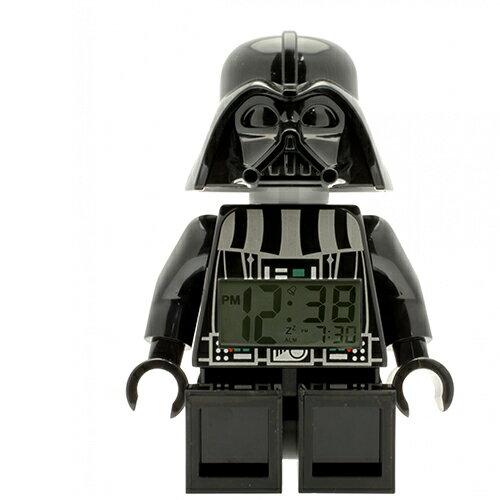 免運費【 LEGO 樂高鬧鐘 】星際大戰 黑武士人偶鬧鐘