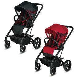 Cybex Balios S 雙向嬰兒手推車 法拉利限定款(黑/紅)