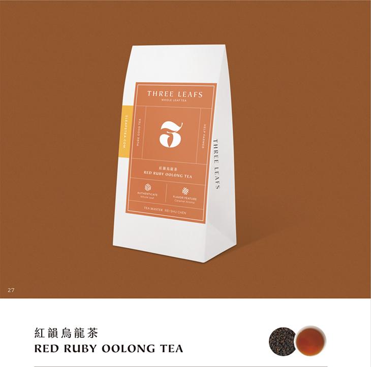 紅韻烏龍茶(50g/100g散茶與10包入/30包入茶包二款可選)