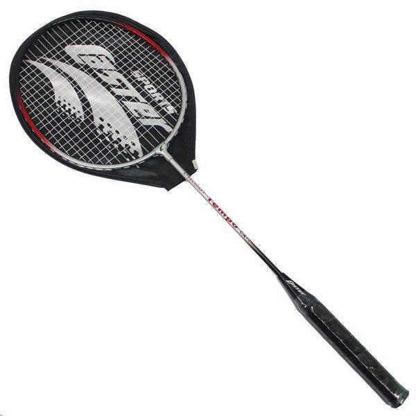 羽毛球拍B1800鐵人牌一般羽球拍一支入{定130}