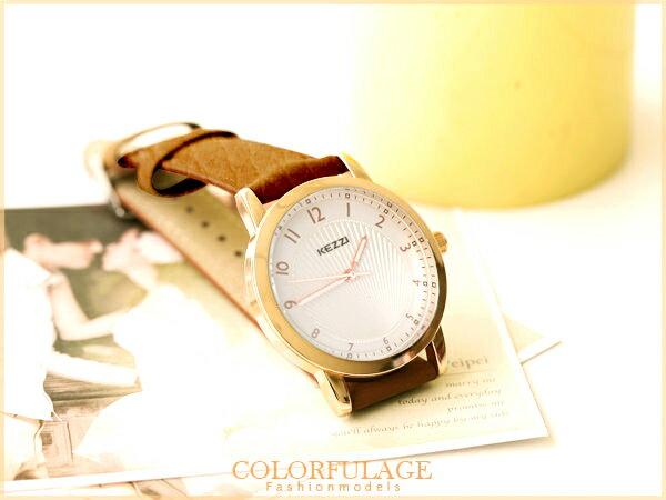柒彩年代˙女孩必搭玫瑰金韓系手錶 春夏新品馬卡龍配色 【NE1840】單支 0