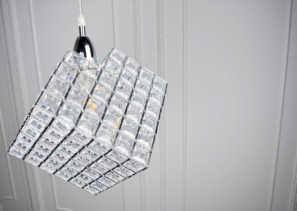 現代簡約菱形吊燈-BNL000105 5