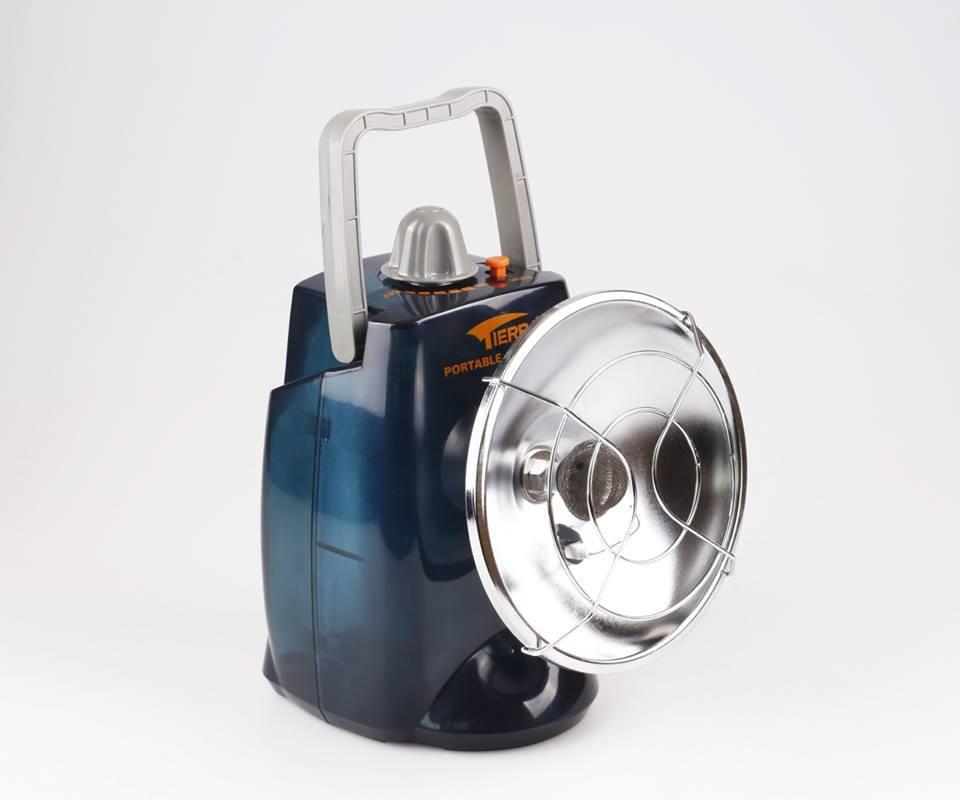 【露營趣】中和 Tierra TH-3200 可攜式瓦斯暖爐 取暖器 發熱器 卡式暖爐