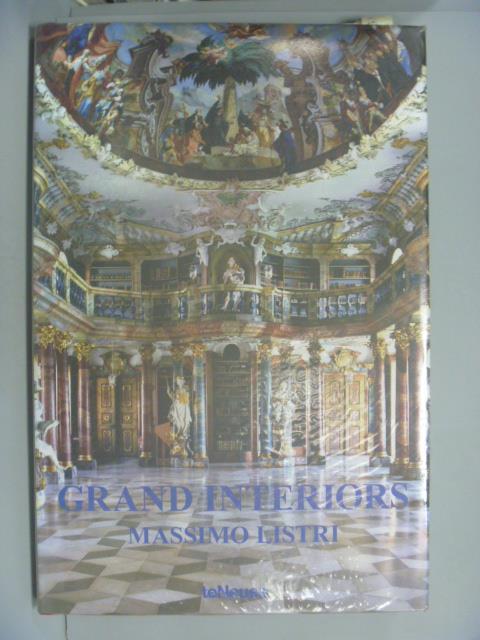 ~書寶 書T8/ _XDO~Grand Interiors_Listri Massimo