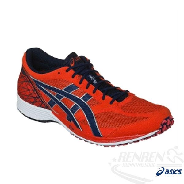 ASICS亞瑟士 虎走 男路跑鞋TARTHERZEAL 4 (橘)  超輕量透氣  2016年新款
