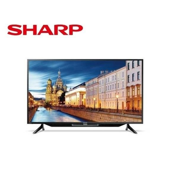 (含基本安裝) SHARP 夏普 42吋 直下式LED液晶顯示器 2T-C42BE1T