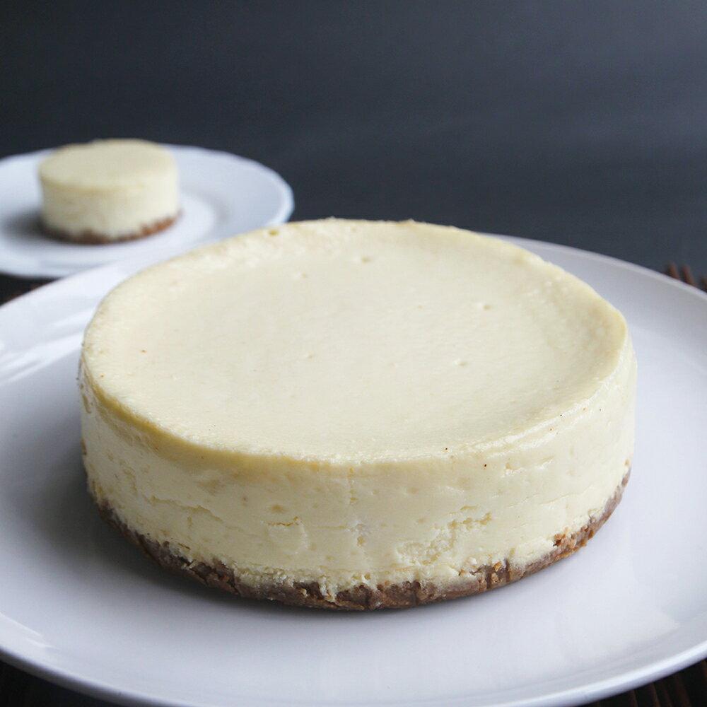 【透明烤箱】原味蛋糕(6吋) 蛋糕 乳酪蛋糕 甜點 下午茶 點心