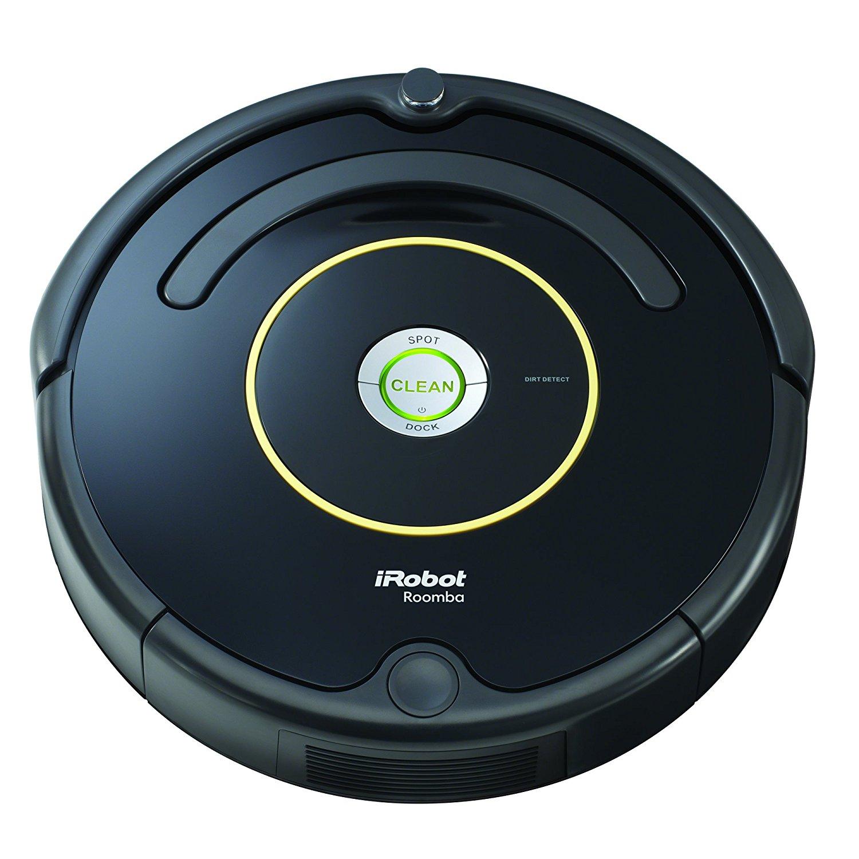 Altatac Irobot Roomba 614 Self Charging Robotic Vacuum