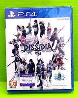 [刷卡價] (最後一片)初版 PS4 太空戰士 Dissidia Final Fantasy NT 繁體中文版