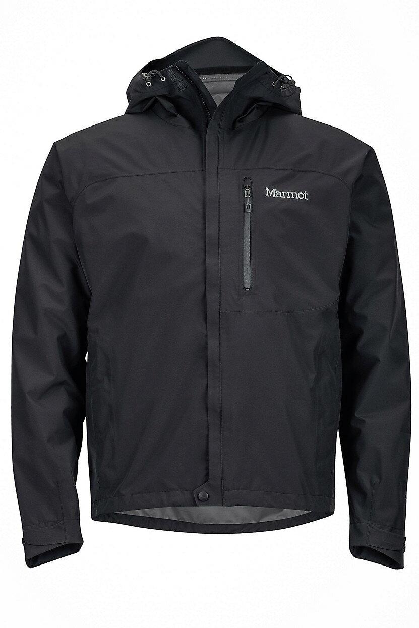 ├登山樂┤美國Marmot土撥鼠 Minimalist Jacket 男款GORE-TEX防水外套 黑#30380-0001