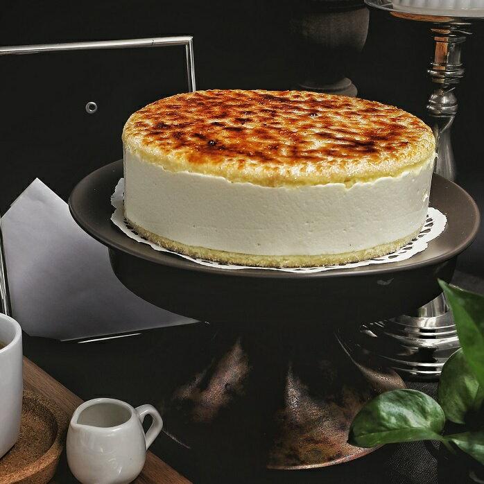 ~木馬牧瑪~木馬北海道生乳起士 ^(6吋^) 純正北海道 奶油乳酪 再 表面焦糖讓起士吃起