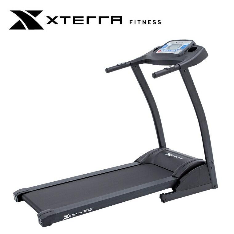 XTERRA|TR 1.0 電動跑步機《全身運動燃脂》岱宇國際SOLE旗下品牌