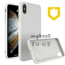 「經典鉅獻、售完不補」RhinoShield 犀牛盾 iPhone XS Solidsuit 經典防摔背蓋手機殼—經典白