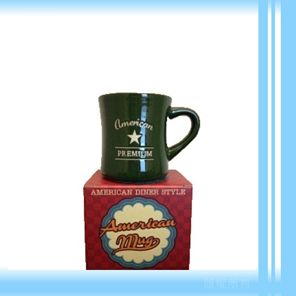 【日本】K-ai 貝印PREMIUM手工製馬克杯(墨綠)