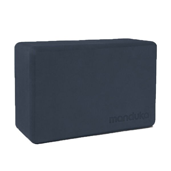 Manduka Recycled Foam Block 環保瑜珈磚 - 午夜藍