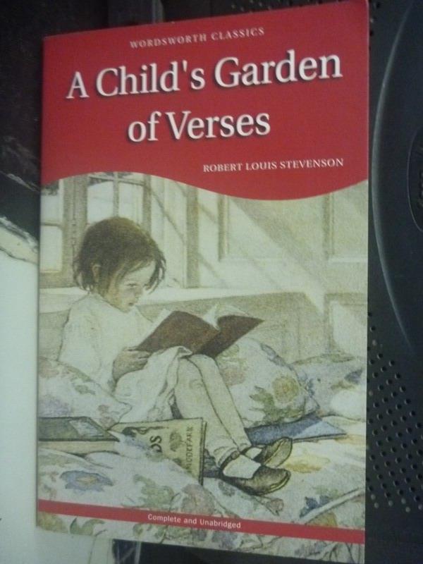 【書寶二手書T4/兒童文學_LML】A Child's Garden of Verses_Robert Louis St