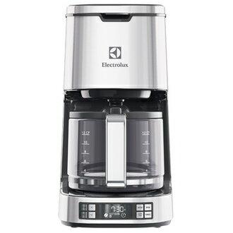 【展示品】Electrolux 伊萊克斯 ECM7814S 大師系列 不鏽鋼咖啡壺