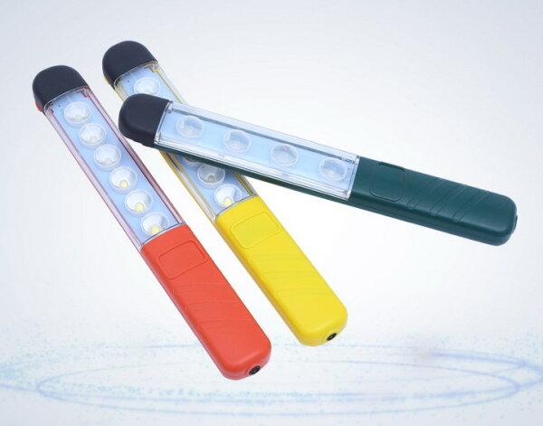 超亮手持工作燈充電式18w+吸鐵+掛勾工作燈維修燈停電燈手電筒頭燈照明軟管燈