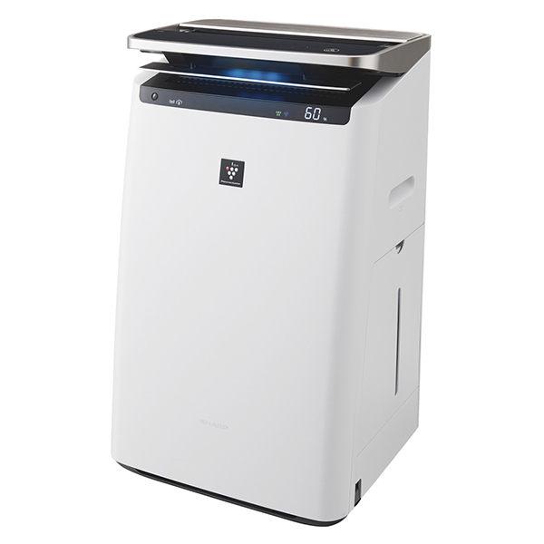 日本代購 SHARP 夏普 KI-HP100 加濕空氣清淨機 除臭 負離子PM 2.5兼容/過濾器自動清洗