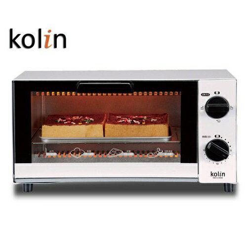 【KOLIN 歌林】雙旋鈕電烤箱/小烤箱KBO-LN066