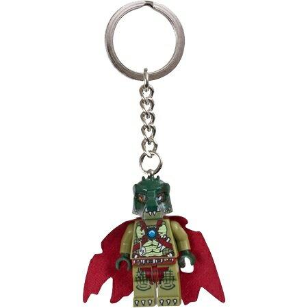 ?法西歐 桃園? LEGO 樂高 KEYCHAIN 鑰匙圈 CHIMA 神獸系列 Cragger 鱷霸王
