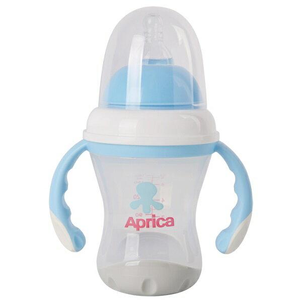 Aprica愛普力卡 - 奶嘴喝水練習杯 STEP 1 0