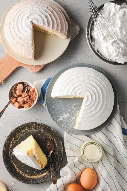 【免運費】重芋泥波士頓 / 蛋糕6吋-嚴選大甲新鮮芋頭慢火蒸熟,製成香濃芋泥餡+低糖芋泥丁口感香醇濃郁~~~~ 3
