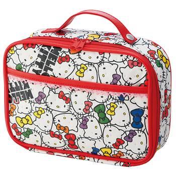 日本直送 Hello Kitty 外出型濕紙巾尿布袋 尿布包 尿布收納包