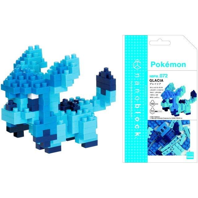 《Nanoblock 迷你積木》寶可夢 NBPM_072 冰伊布 東喬精品百貨
