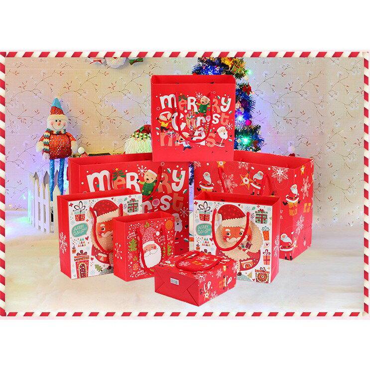 【嚴選&現貨】聖誕節手提紙袋.婚禮小物.包裝袋.喜糖袋.回禮袋.手提袋.禮物袋.禮品袋飾品袋.紙袋.送客禮