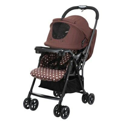 Merissa 雙向嬰兒手推車SC-2DX -棕色