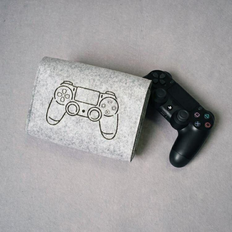 ps4收納包PS4手柄收納包防塵包保護套袋配件搖桿包