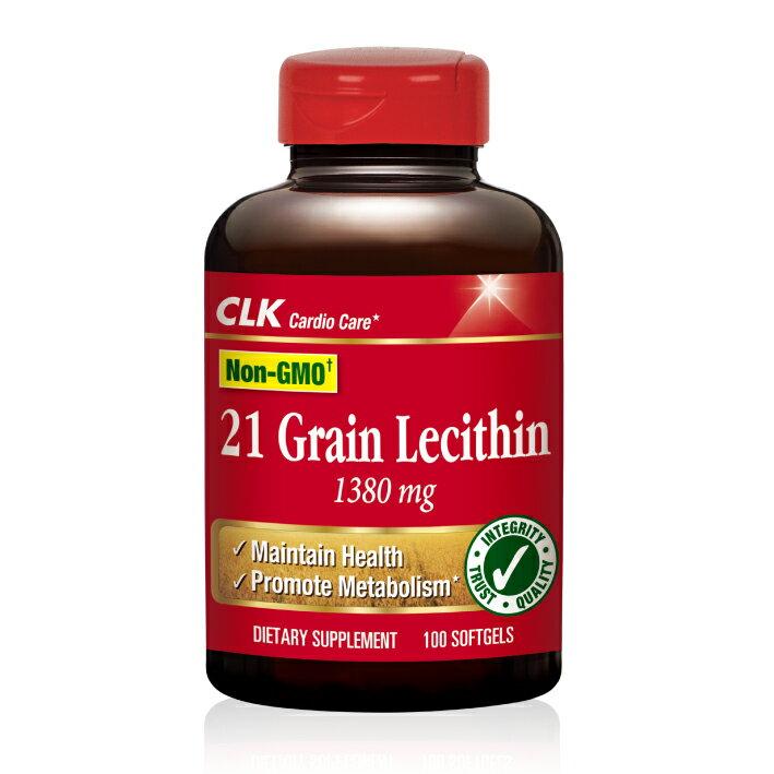 CLK健生生技-卵磷脂 (非基因改造黃豆) ‧ ?家人最好的健康呵護,非會員也能下單購買