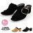 【KW7060】6CM中粗跟魚口露趾拖鞋 中跟鞋 穆勒鞋 MIT台灣製 2色 1
