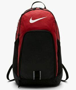 NIKEALPHAADAPTREV後背包雙肩訓練大容量筆電氣墊夾層舒適紅黑【運動世界】BA5255-687