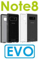 【京普威爾】英國Tech 21超衝擊 Samsung Note8 EVO防撞軟質格紋保護殼●三星NOTE 8