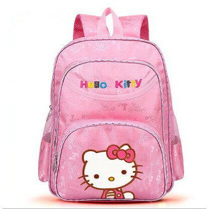 書包小學生1-3年級女Hello Kitty可愛幼兒園書包雙肩包女孩女童書包KT休閒書包兒童雙肩包