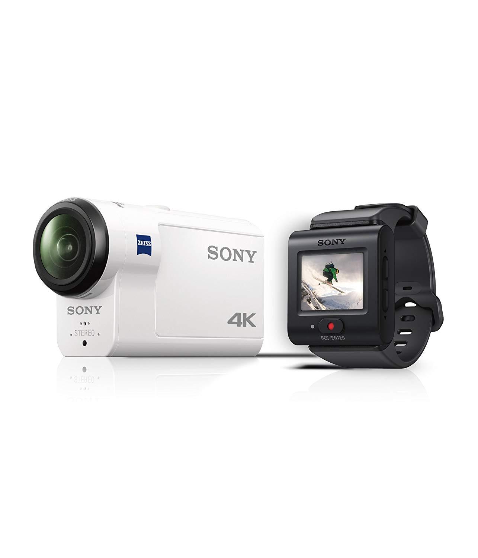 SONY 索尼 FDR-X3000R 4K 高畫質 數位 運動 防水 防手震 攝影機 | 金曲音響