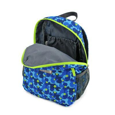 英國Hugger 幼童背包-迷彩藍