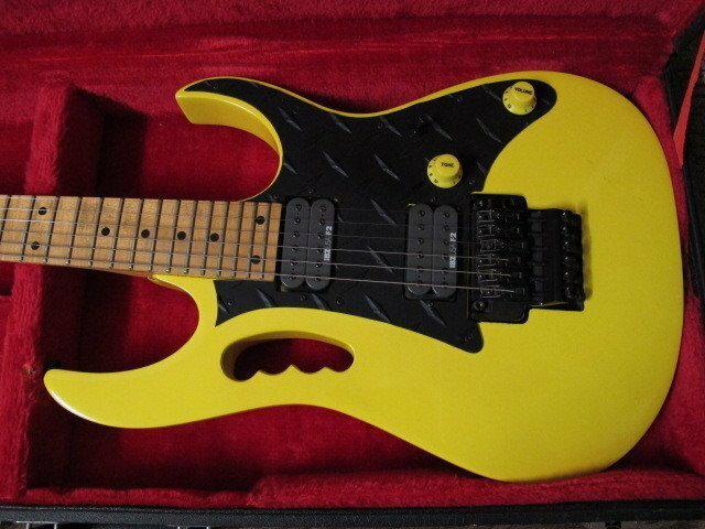 ☆ 收藏出讓︵☆ Ibanez RG550 電吉他(JEM 琴身訂製改裝)【唐尼樂器】