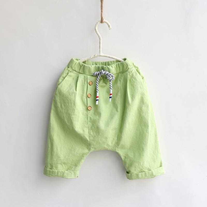 2016 男童女童條紋T卹短袖 純棉打底衫中性款