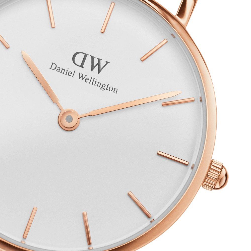 【 Daniel Wellington】 DW  精品手錶 白面 / 黑面金米蘭 28mm / 32mm  (女 保固一年 Palace store) 4