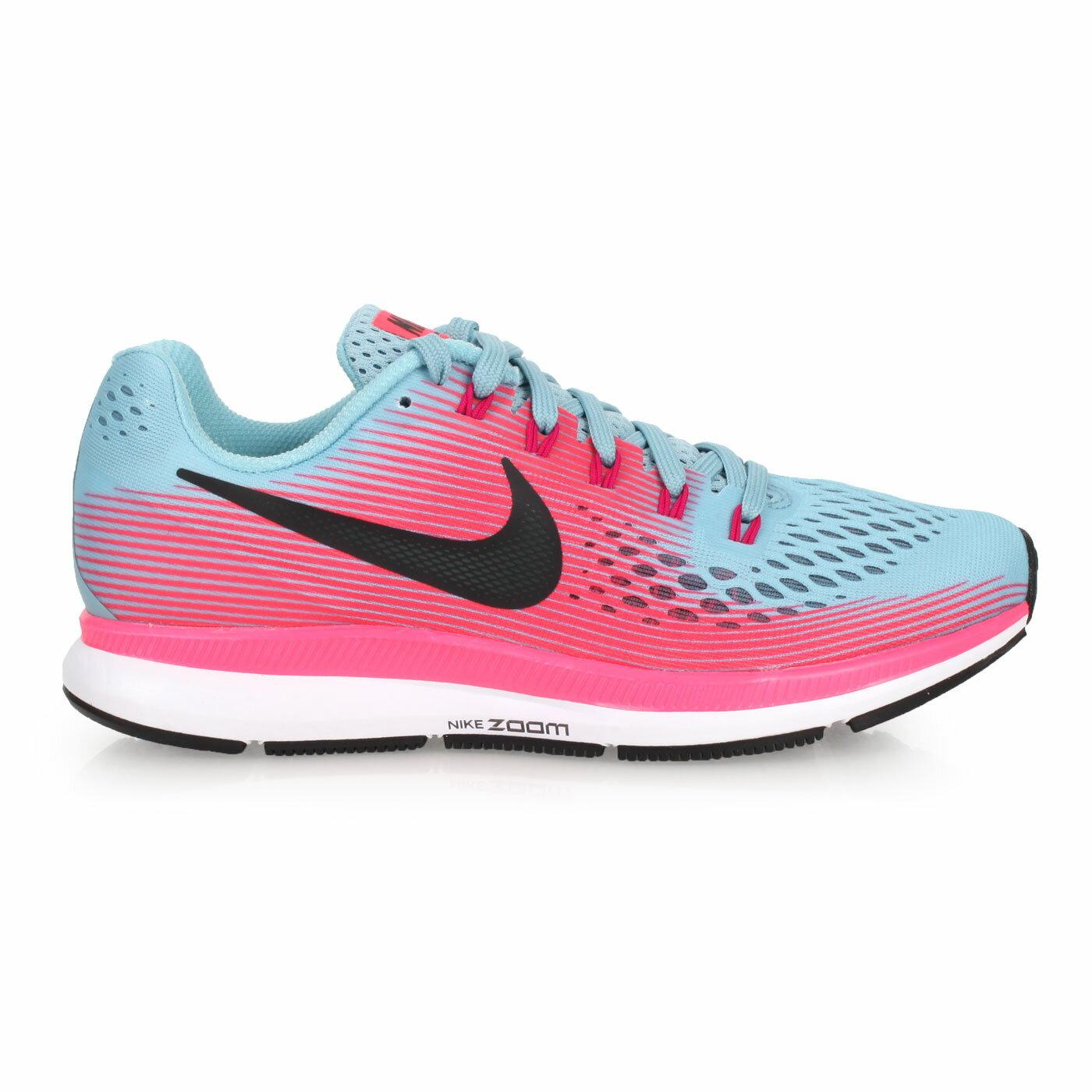 NIKE WMNS AIR ZOOM PEGASUS 34 女慢跑鞋(路跑【02016513】≡排汗專家≡