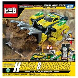 【Fun心玩】TW85729 麗嬰 TAKARA TOMY 緊急救援隊 新救援工程2號車(可與1號車合體) 機器人 禮物