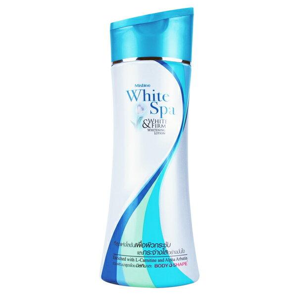 泰國 Mistine White SPA-亮白緊實雙效乳液【特價】§異國精品§